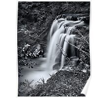 Sydney waterfalls - Hunts Creek #4 Poster