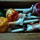 boxed lollipops by mariatheresa