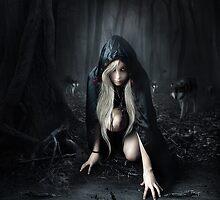 Awaiting the Night by Silviya  Yordanova