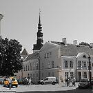 Yellow  - Tallin Estonia by mikequigley