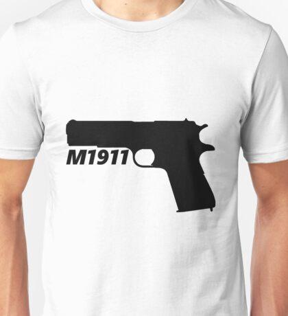M1911 Pistol Unisex T-Shirt