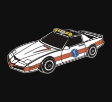 Emergency Kitt by AngryMongo