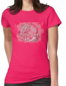 Four Benders Womens Fitted T-Shirt