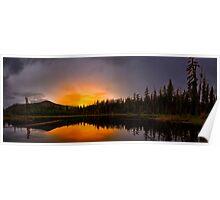 Just A Dream ~ Oregon High Cascades ~ Poster
