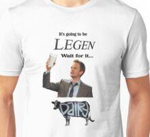 Barney Legendary Dairy Unisex T-Shirt