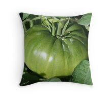 Vine Ripening Throw Pillow