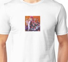 dia de los muertos #1 Unisex T-Shirt