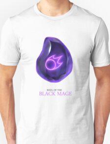 Soul of the Black Mage -white Unisex T-Shirt
