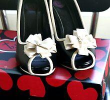 my favorite shoes by Vanessa Nebenfuhr