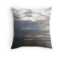 Cloud Light Pockets Throw Pillow