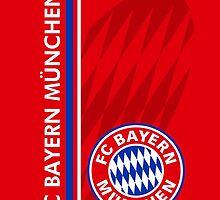 Bayern Munich by sportakuler