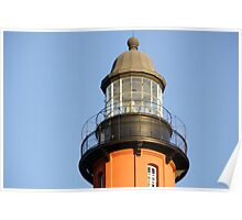 Lighthouse at Ponce Inlet Light Poster