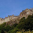 Stirling castle Scotland  by John Butterfield
