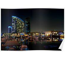 Dubai Festival City Poster