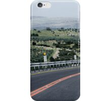 Highway & Mountains iPhone Case/Skin