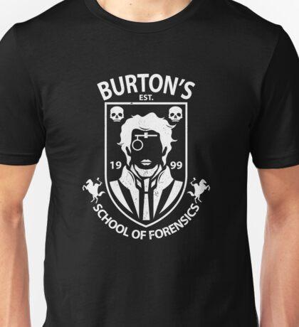 Burton's School of Forensics T-Shirt
