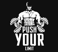 Roronoa Zoro Train Hard And Push Your Limit  T-Shirt