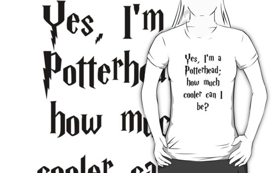 Potterhead by Claire Elford