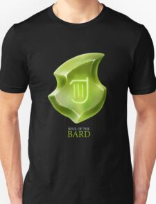 Soul of the Bard -black T-Shirt