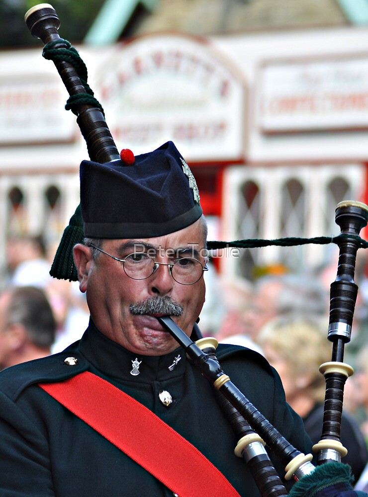 Bandsman by Peter Towle