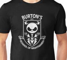 Burton's School of Nightmares Unisex T-Shirt