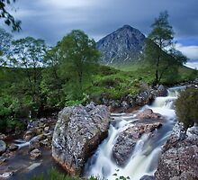 Buachaille Etive Mor by Phil Millar