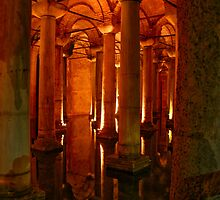 Reflections In The Cistern by phil decocco