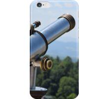 Telescope in Salzburg iPhone Case/Skin