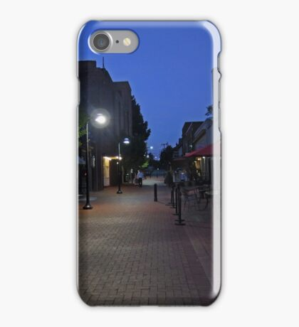 Small Town America iPhone Case/Skin