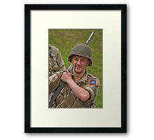 Armed Forces Day 2011 Framed Print