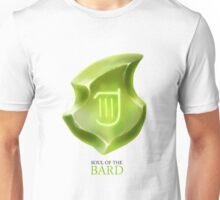 Soul of the Bard -white Unisex T-Shirt