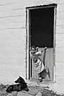 Hanging Around by Leon Heyns
