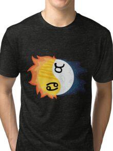 Cancer Sun, Taurus Moon Tri-blend T-Shirt