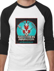 Garden Armour Men's Baseball ¾ T-Shirt