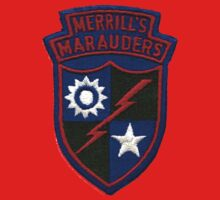 Merrill's Marauders Logo One Piece - Long Sleeve