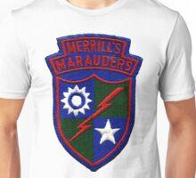 Merrill's Marauders Logo Unisex T-Shirt