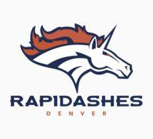 Denver Rapidashes  by Christian Guy