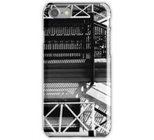 fire escape, Toronto, Ontario iPhone Case/Skin