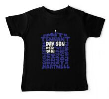 The Blue Box Eleven Baby Tee
