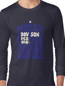 The Blue Box Eleven Long Sleeve T-Shirt