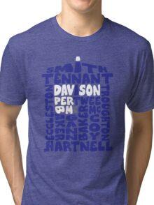 The Blue Box Eleven Tri-blend T-Shirt