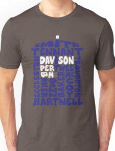 The Blue Box Eleven Unisex T-Shirt