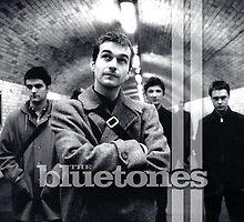 The Legendary Bluetones by design-jobber