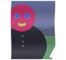 Mr Stitch Poster