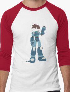 Mega Man (Legendary Mode) Men's Baseball ¾ T-Shirt
