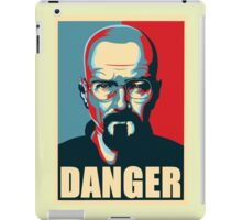 The Danger Breaking Bad iPad Case/Skin