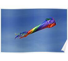 The Kaleidoscope Kite Poster