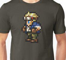 Cid Highwind sprite - FFRK - Final Fantasy VII (FF7) Unisex T-Shirt