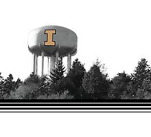 Watertower by thealenalee