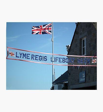 Lyme Regis Lifeboat Week Photographic Print